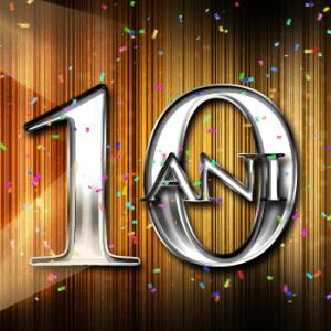Aniversrae Host-Age.ro 10 ani de hosting profesionist în România