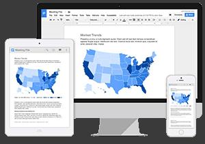 G Suite Google Docs