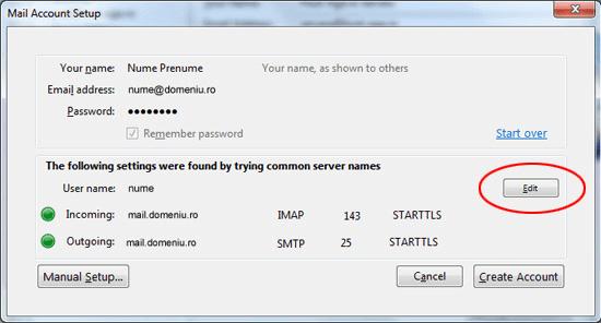 editare outcoming si incoming pentru mail domeniu